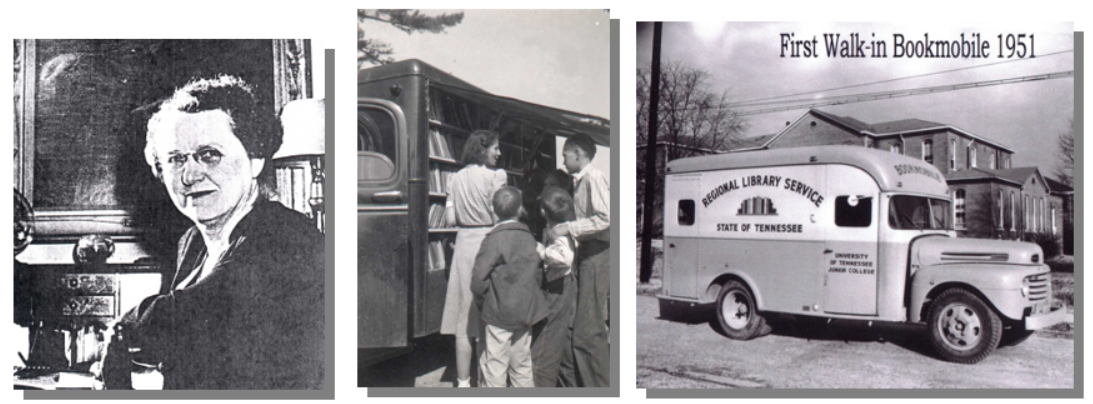 Regional Library System History