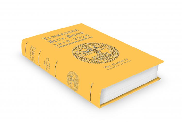 19-20 Tennessee Blue Book