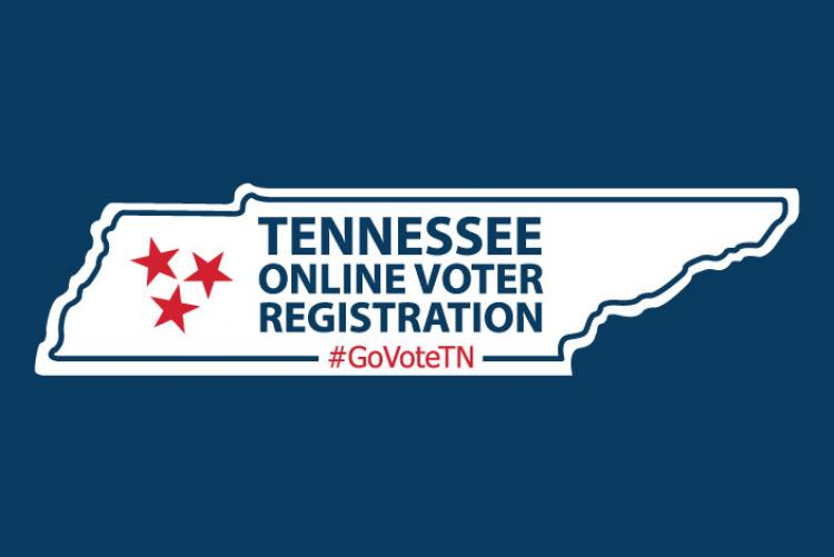 logo image for Online Voter Registration