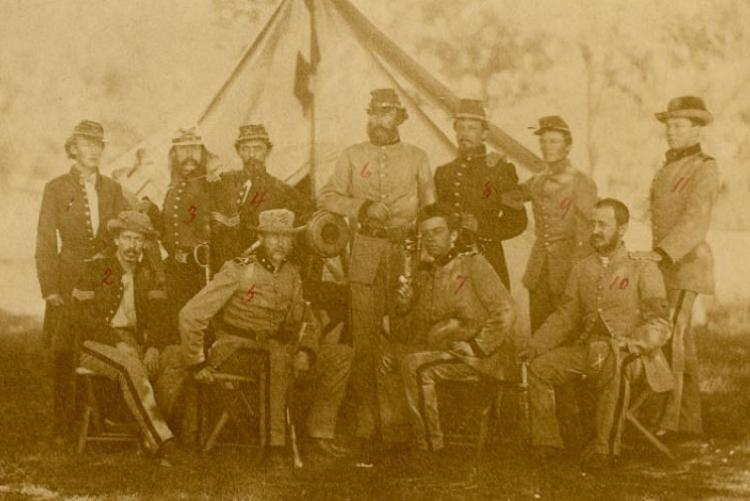 b8c9c2c257bb Civil War Soldiers and Citizens  Tracking Your Ancestors at the ...