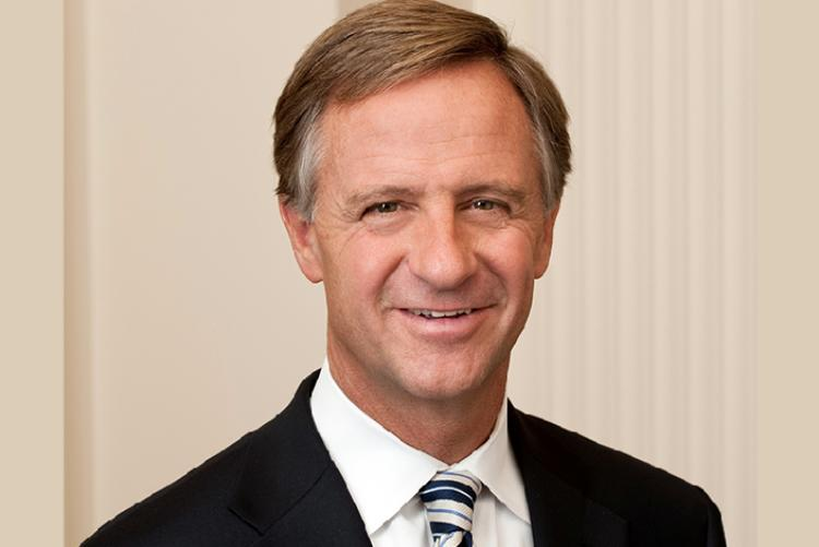 Tennessee Governor Bill Haslam