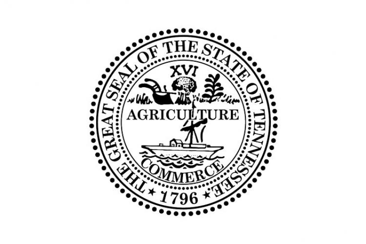 Official Tennessee State Seal